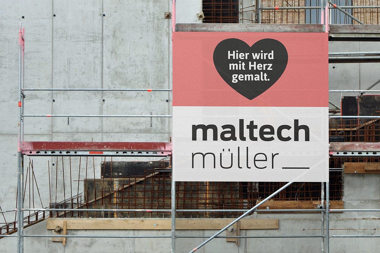 Gerüstblachen Maltech Müller AG