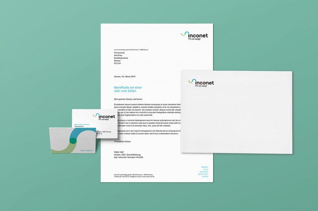 Briefschaften inconet technology gmbh