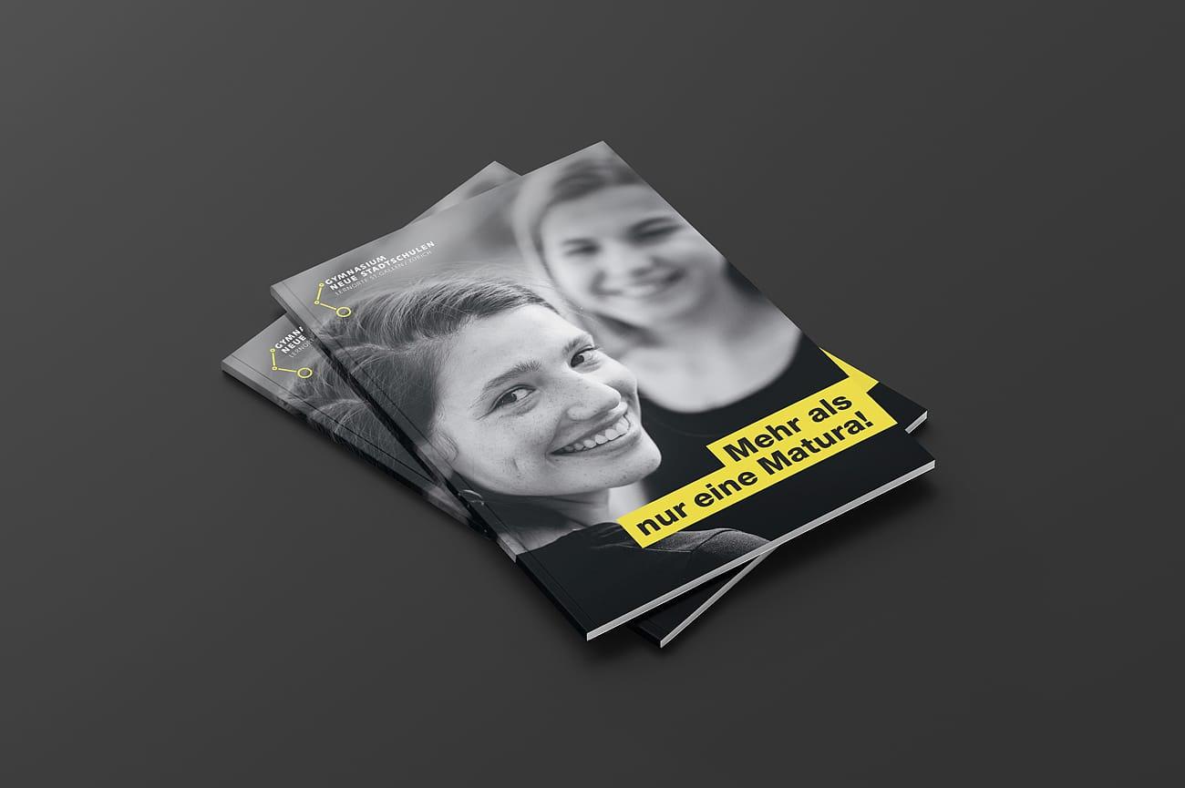 Broschüre Neue Stadtschulen AG