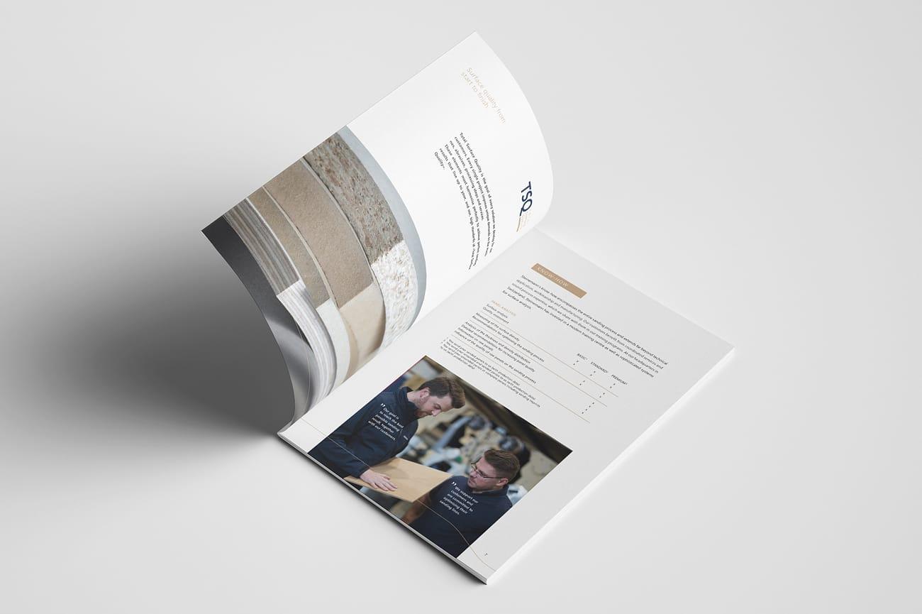 Broschüre TSQ Steinemann Technology AG
