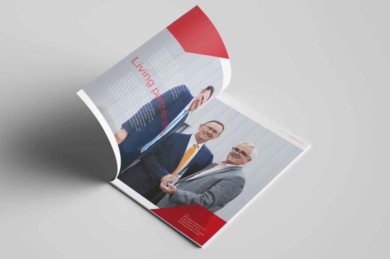 Geschäftsbericht Starrag AG