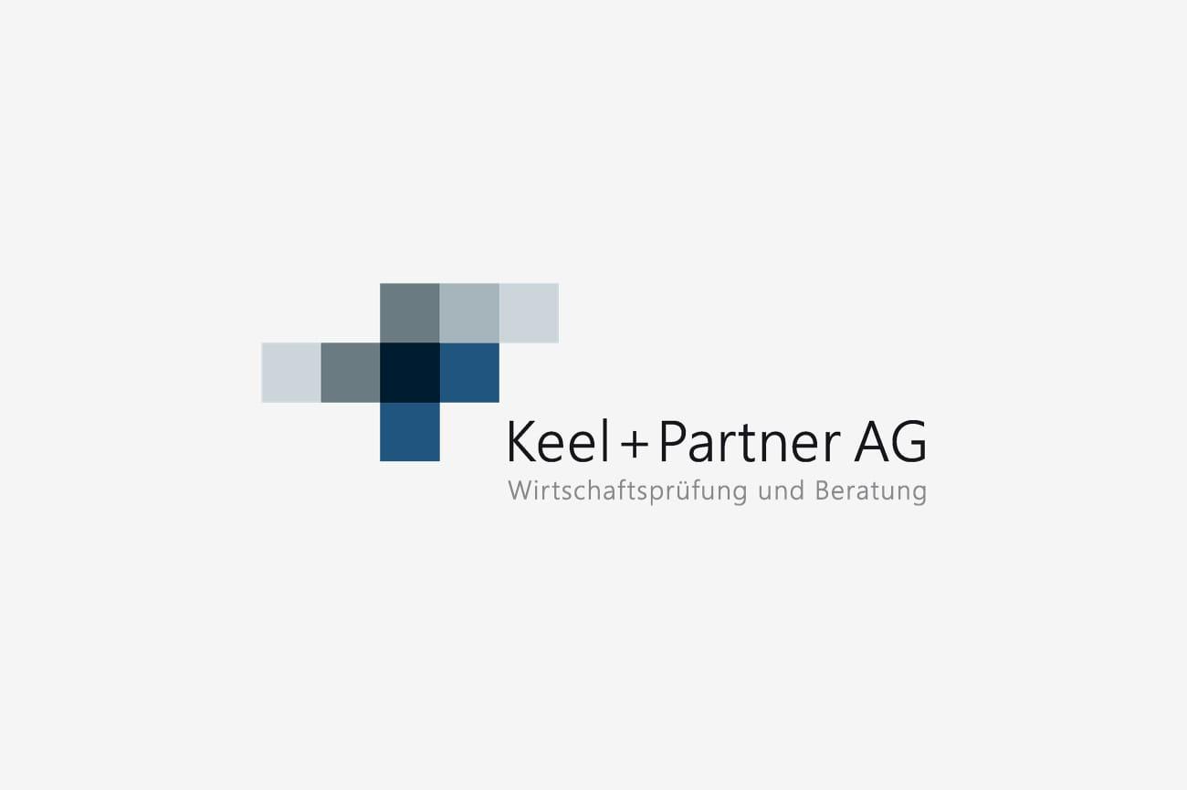 Logo Keel + Partner AG