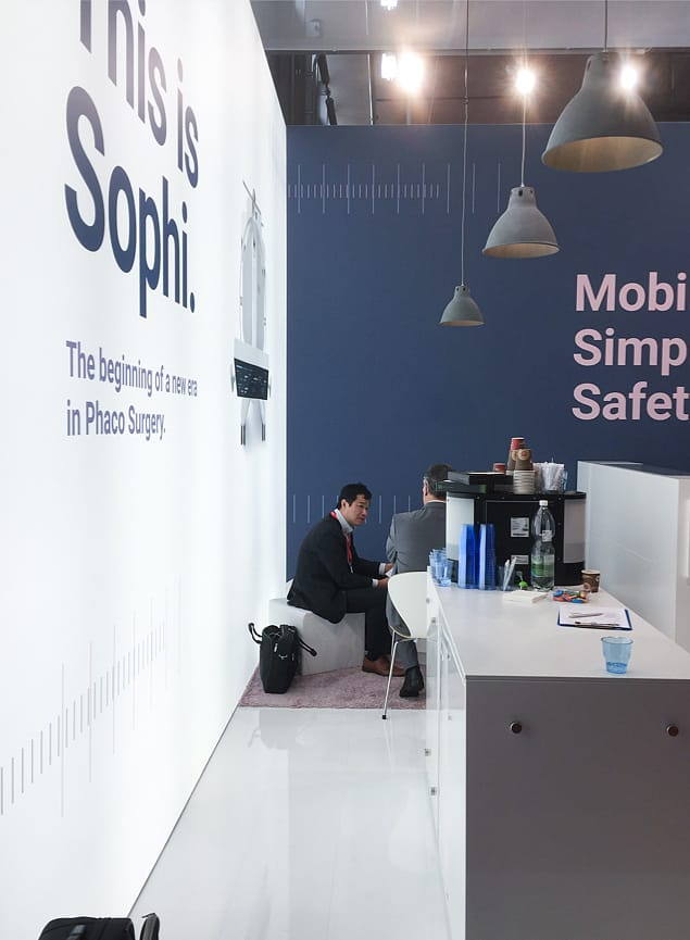 Sophi Messestand This AG