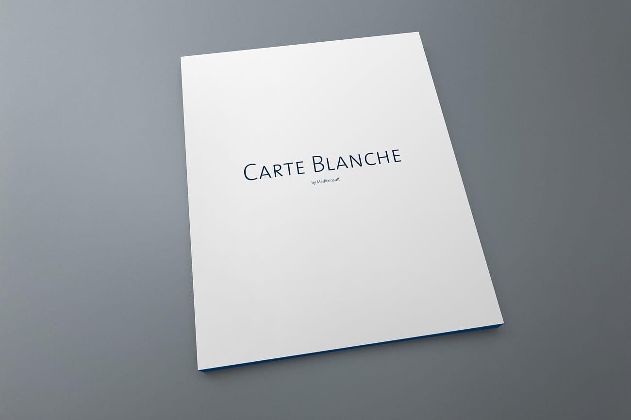 Ärztemappe Carte Blanche Mediconsult AG