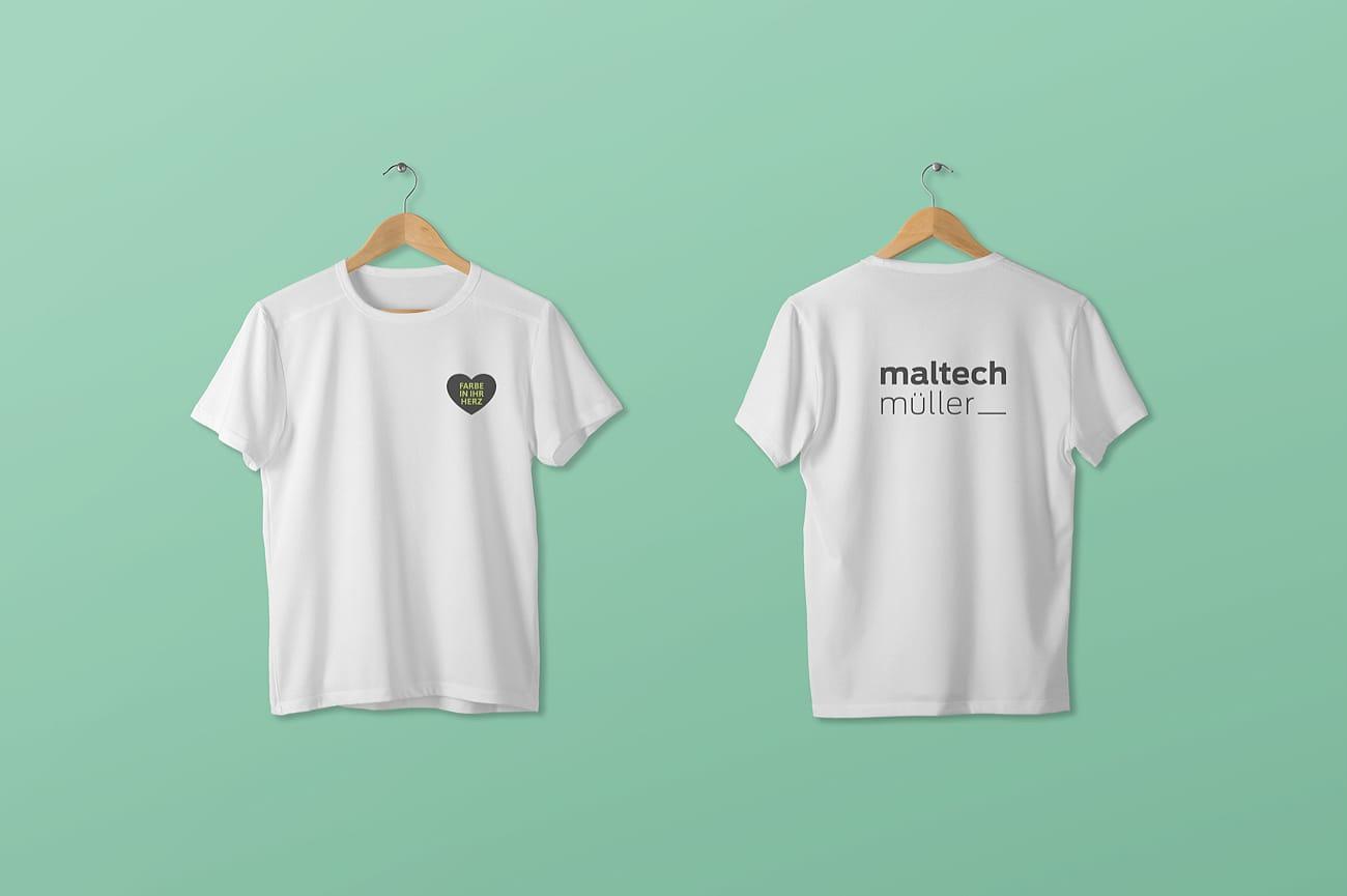 Maltech Müller AG T-Shirt