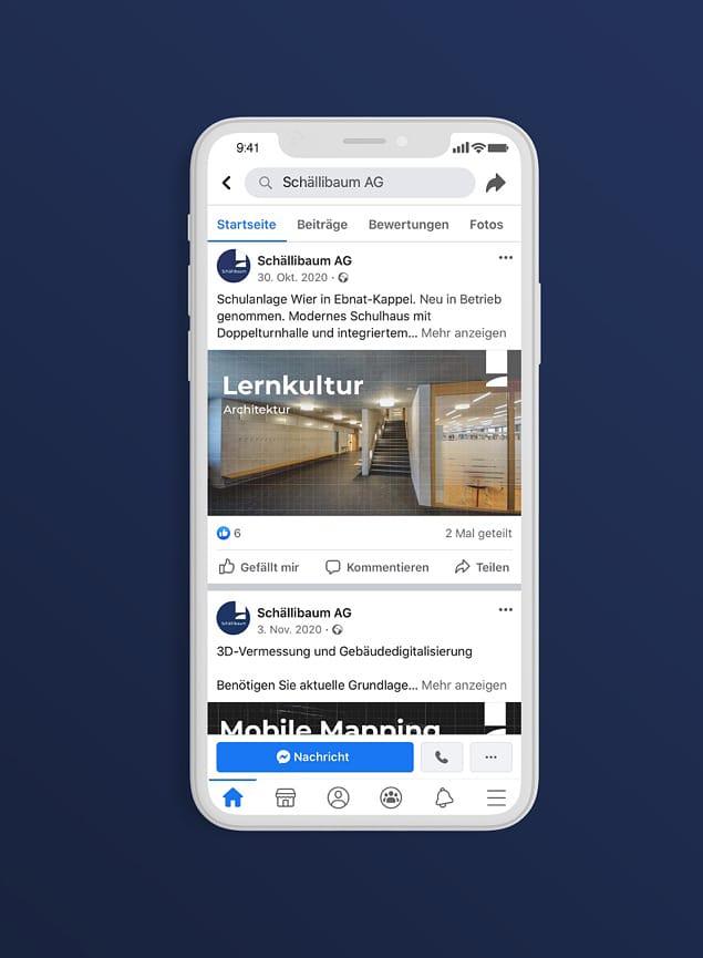 Social Media Schällibaum AG