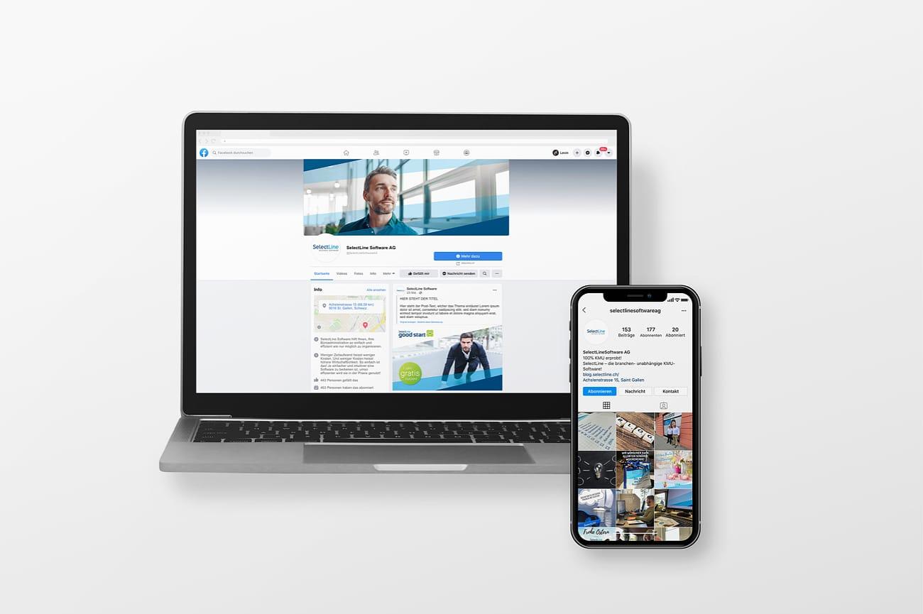 Social Media SelectLine Software AG