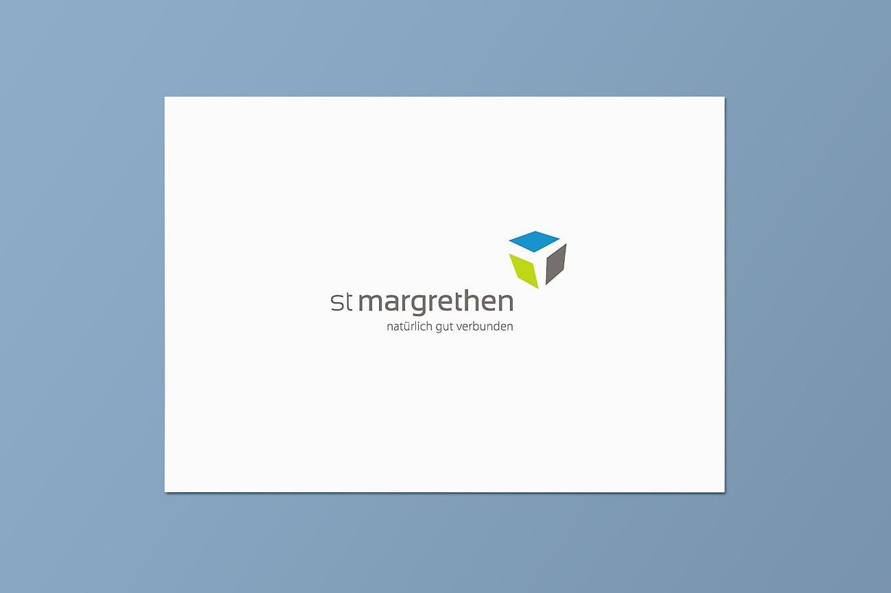 Logo Gemeinde St.Margrethen