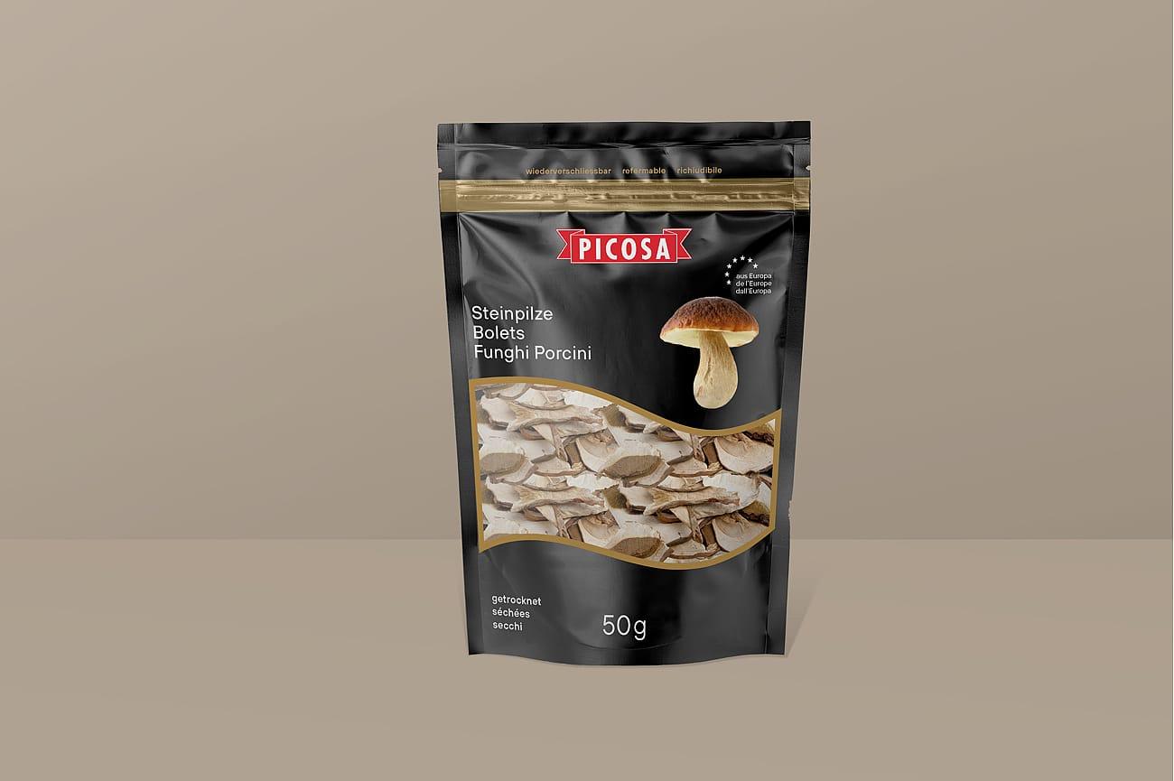 Verpackung Picosa - Haecky DistriFresh AG