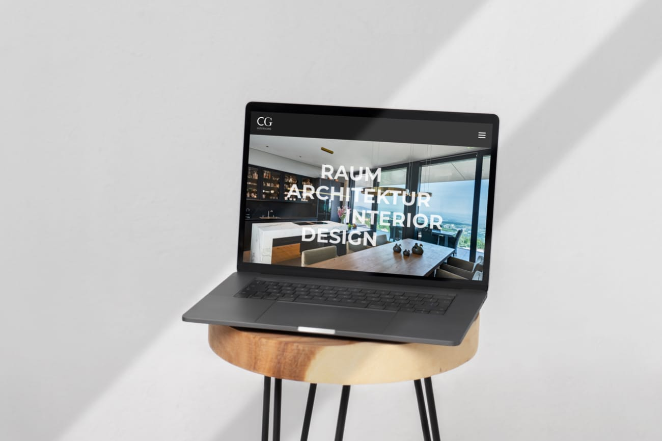 Website CG Interiors