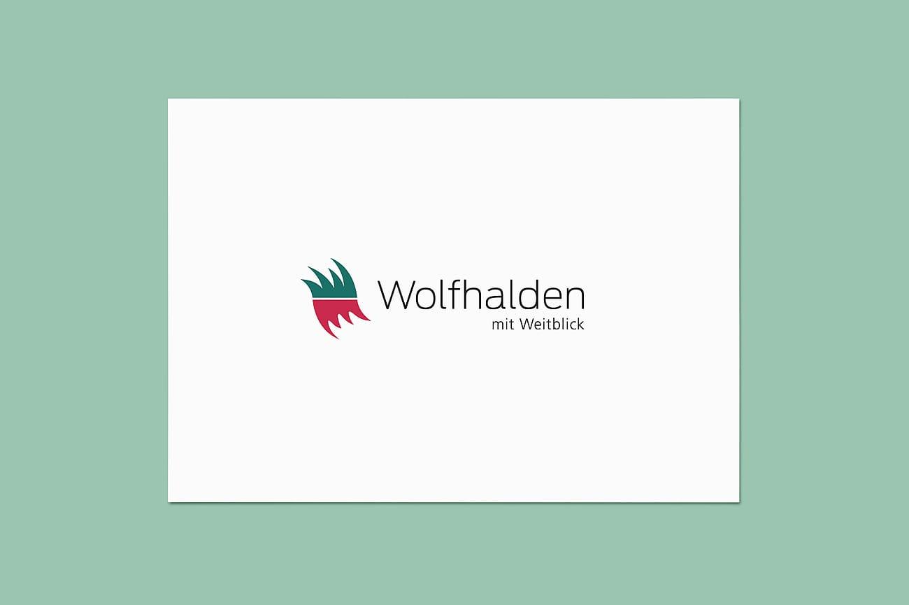 Logo Gemeinde Wolfhalden