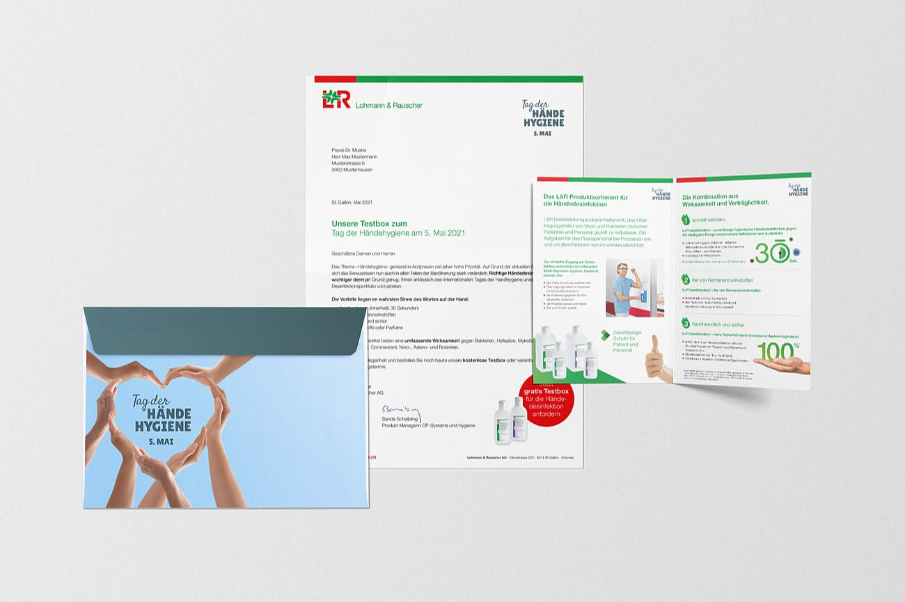 Mailing Lohmann & Rauscher AG