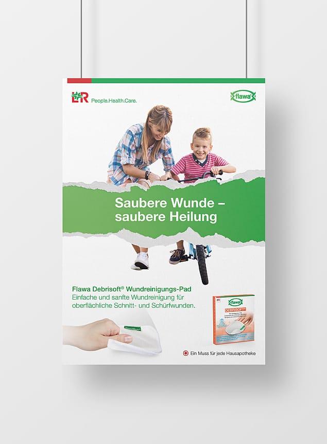 Plakat Lohmann & Rauscher AG